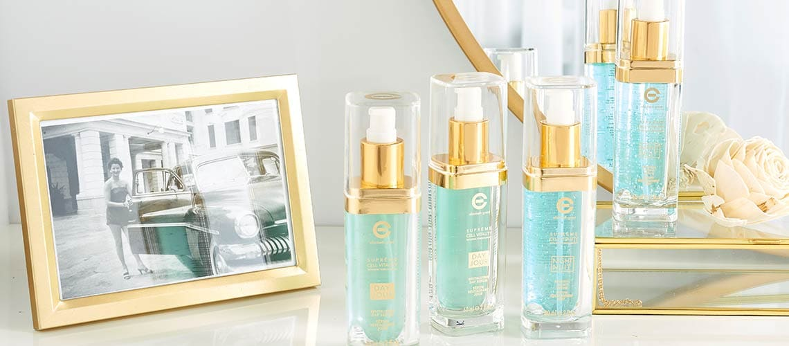 Elizabeth Grant - 313-777 Elizabeth Grant 4-Piece Double Size Supreme Cell Vitality Day & Night Serum Set
