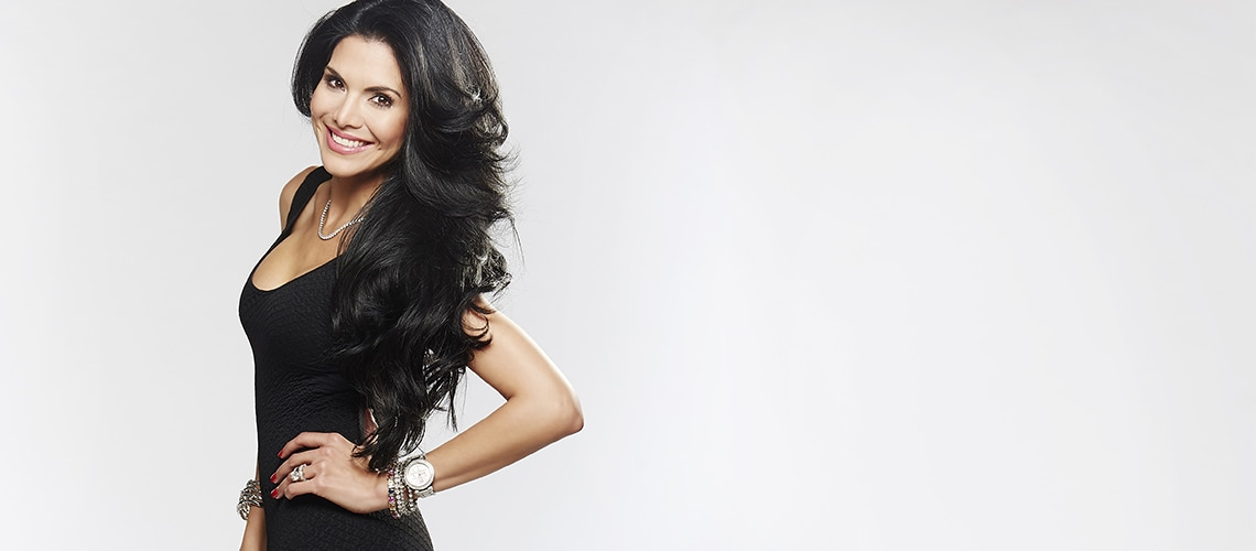 Joyce Giraud at ShopHQ