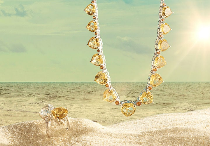 Peace and Love Jewelry by Nancy Davis at Evine