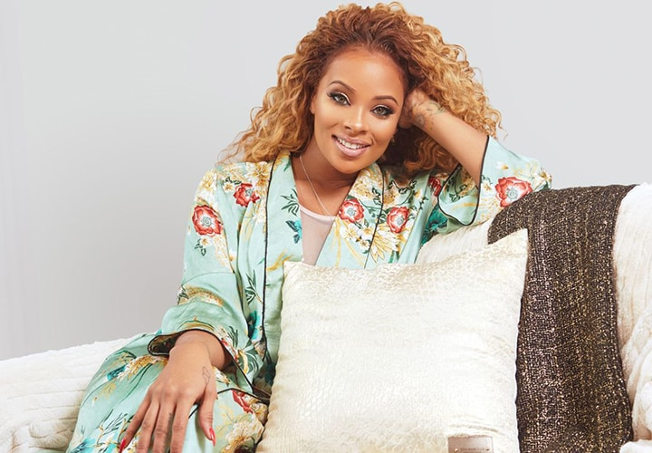 Eva Marcille Home Collection at Evine