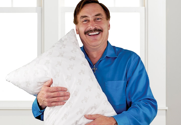 MyPillow at Evine