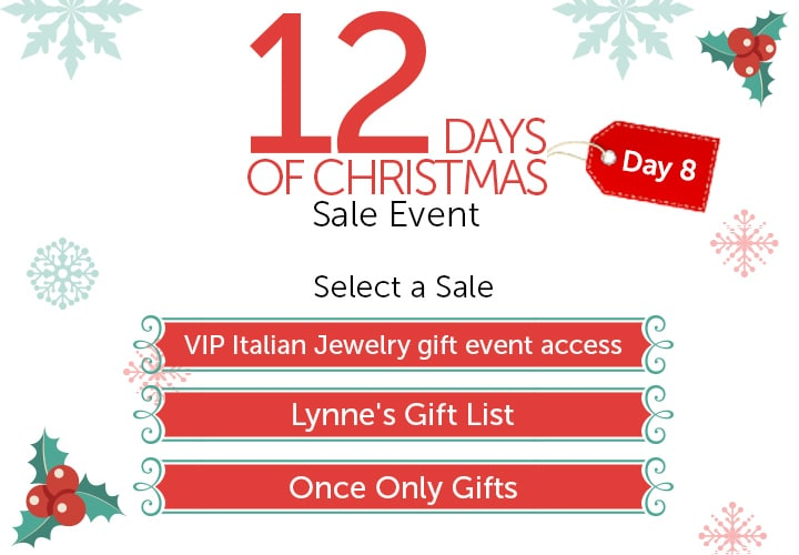 12 Days of Christmas Sale Event at ShopHQ