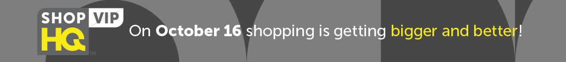 ShopHQ | On October 16 shopping is getting bigger and better!