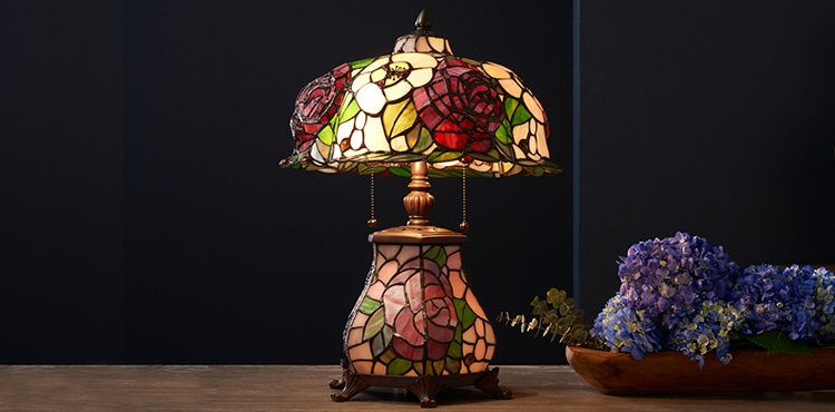 Featuring the best designs from Style at Home with Marge and Tiffany-Style Lighting and Accents.