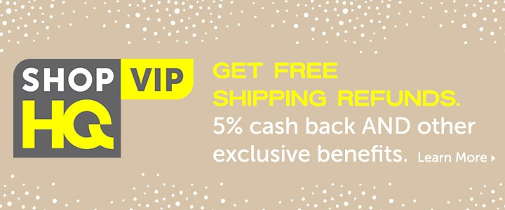Get free shipping refunds. 5% cash back AND other exclusive benefits.