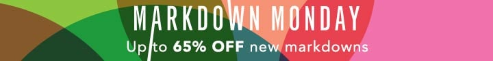Markdown Monday Up to 65% OFF new markdowns  at Evine