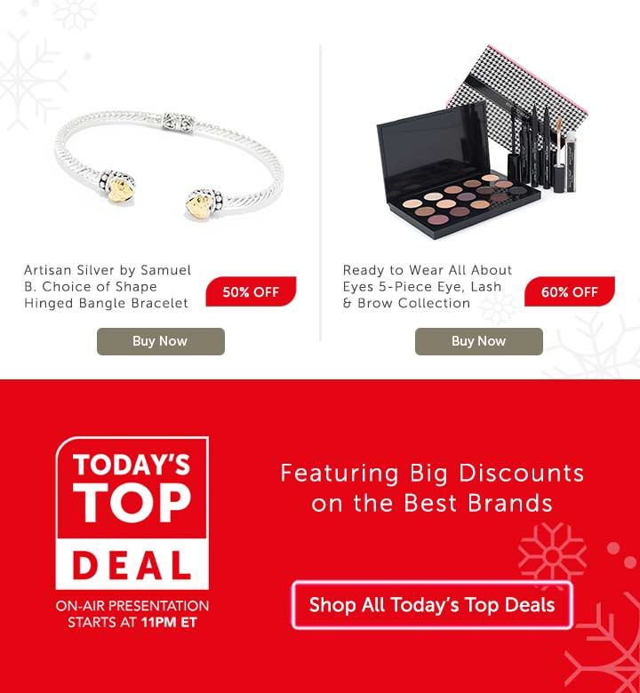 Featuring Big Discounts on the Best Brands at ShopHQ