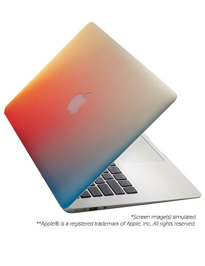 Apple® Electronics at ShopHQ | 486-176 Apple® MacBook Air 13.3 128GB SSD Intel i5 Laptop w Hardshell Cover & Software Pack