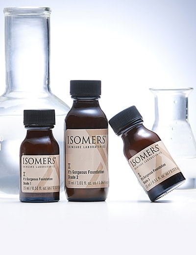 ISOMERS at Evine - 315-376 ISOMERS Skincare It's Gorgeous Lifting Foundation 3-Piece Perfect Match System