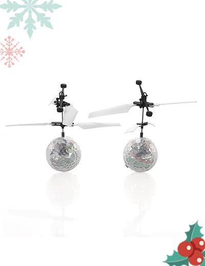 Gift the Best at Shop HQ 001-869 Whirly Ball Set of 2 LED Hovering Balls