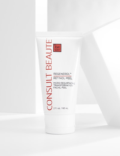 Consult - 312-109 Consult Beaute Regenerol Retinol Micro Resurfacing Transformation Facial Peel 2 oz