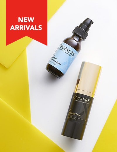 NEW ARRIVALS ISOMERS SKINCARE at Evine - 315-352 ISOMERS Skincare Serum Noir Caviar Firm'n'Lift Duo 1.01 oz Each, 313-369 ISOMERS Skincare 3-Piece Eye Love It Intensive Night Eye Contour Repair Collection