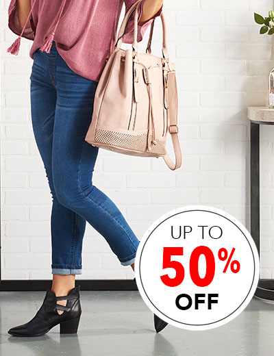 MEGA SALE & CLEARANCE HANDBAGS & FOOTWEAR at Evine - 738-059 Mellow World Kendall Drawstring Tote Bag w Removable Strap, 739-137 Musse & Cloud Bowie Leather Buckle Detailed Pointed Toe Ankle Boots