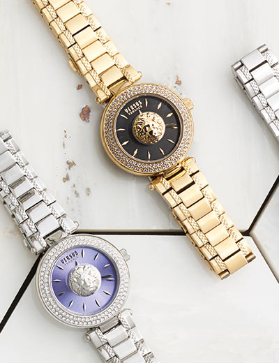 STARTING AT $59.99 ITALIAN LUXURY DISCOVER DESIGNER TIMEPIECES at Evine