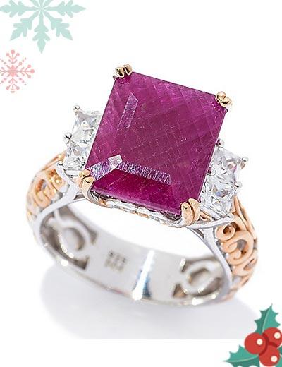 Precious Gemstones Make It Merry & Bright