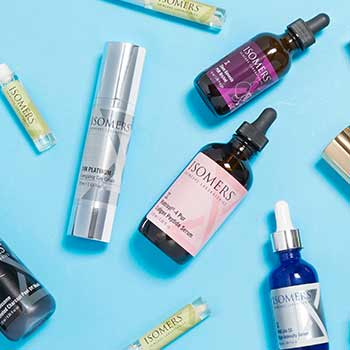 Event Preview Wonder.Full. Weekend at Evine - 314-279 ISOMERS Skincare Stem Genesis PUR Orchid Serum 1.86 oz,  313-316 ISOMERS Skincare Glutathiosome Activated Charcoal Peel-off Mask 4.06 oz, 313-666 ISOMERS Skincare Stem Geneses Extreme Eyelash Enhancer Trio 0.27 oz Each, 313-805 ISOMERS Skincare PUR Life SC High Intensity Serum 1.86 oz, 314-697 ISOMERS Skincare 3-Piece 24K Gold Skin Treatment Collection w Crossbody Bag
