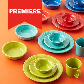 Fiesta Dinnerware Live Colorfully at Evine
