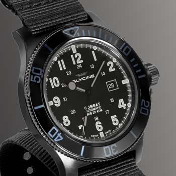 UP TO 60% OFF Glycine Watches Own a Swiss Icon at Evine
