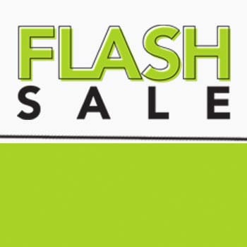 Flash Sale One Day Only at Evine