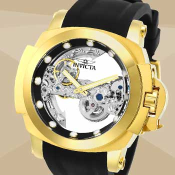 Invicta Chronographs New Looks & Great Deals