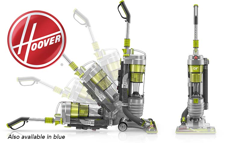 Today's Top Value - 483-229 WindTunnel Air Upright Bagless Vacuum Cleaner