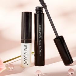 Eyes - 315-138 Ariane Poole Luscious Lash Mascara & Lash Shield Mascara Topper Duo