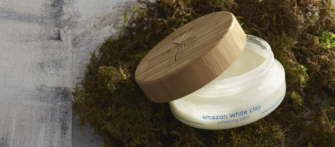 TAYA BEAUTY - 315-390 Taya Amazon White Clay Exfoliating Face Balm 5.5 oz
