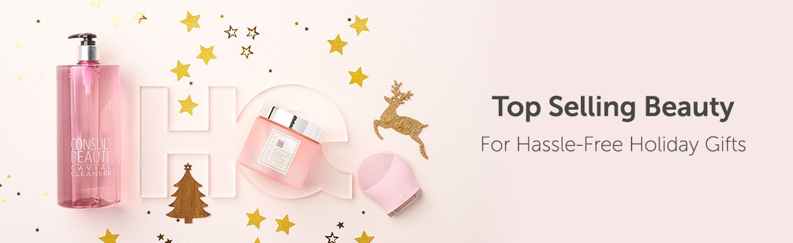 Top Selling Beauty  For Hassle-Free Holiday Gifts at ShopHQ