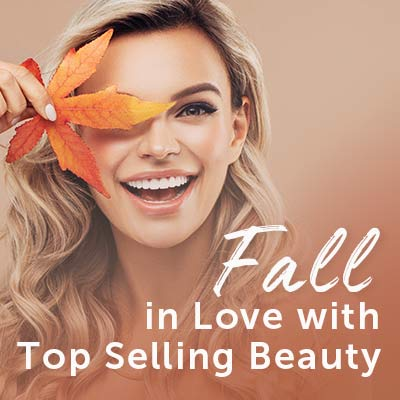 Fall in Love with Top Selling Beauty at ShopHQ