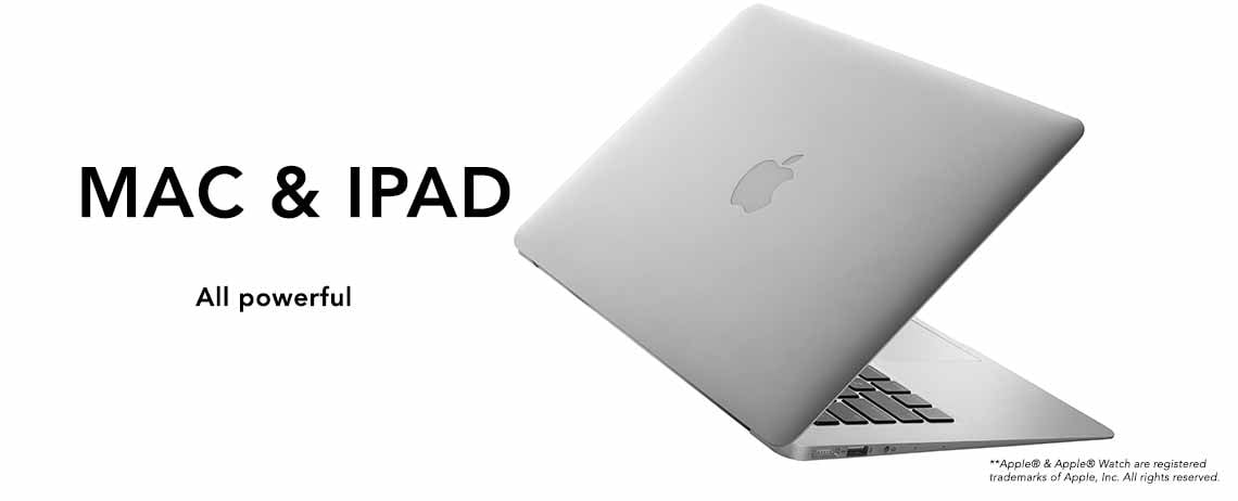 Mac & iPad  All powerful at ShopHQ