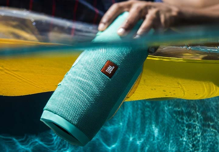 JBL - 485-954 JBL Flip 5 Water Resistant Portable Bluetooth Speaker