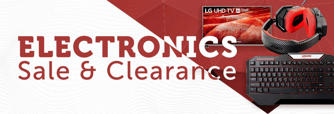 ELECTRONICS Sale & Clearance at ShopHQ