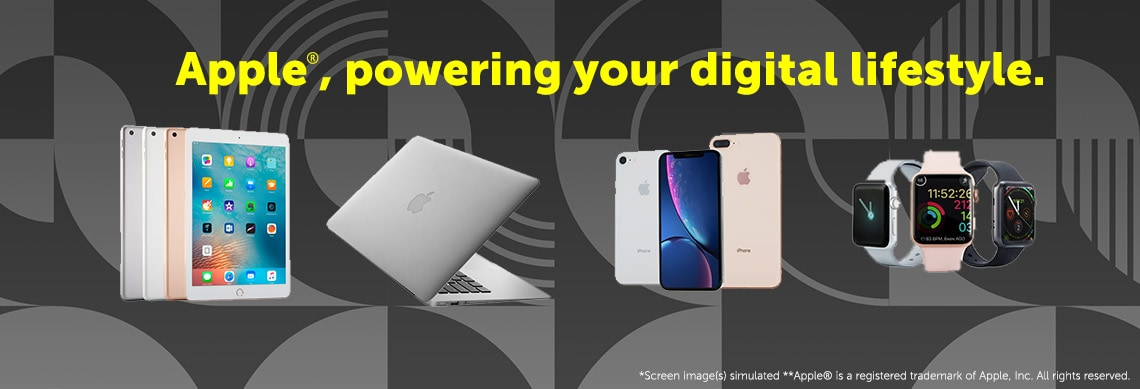 Apple® Electronics Powering Your Digital Lifestyle at ShopHQ