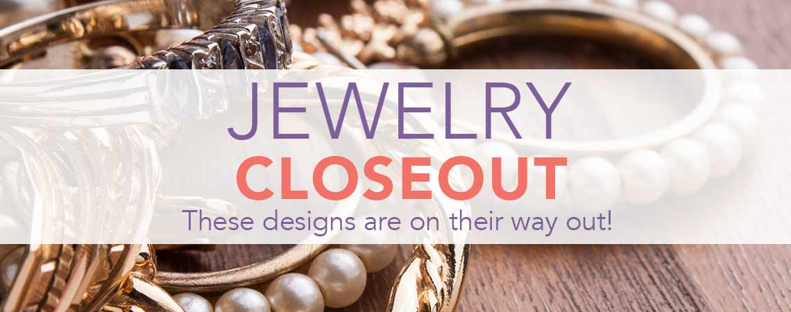 JEWELRY CLOSEOUTThese designs are on their way out! at ShopHQ