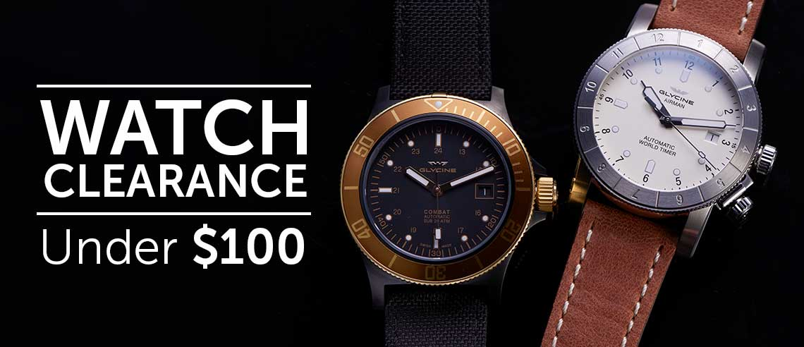 WATCH CLEARANCE Select Watches Under $100 at ShopHQ