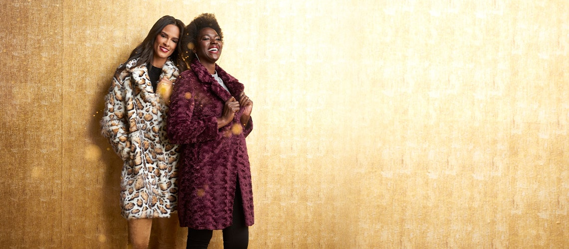 Donna Salyers' Fabulous Faux Furs at ShopHQ