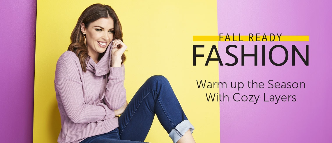 Fall Ready Fashion Warm up the Season With Cozy Layers