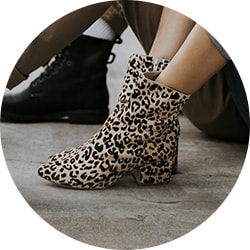 Up to 30% Off Matisse Footwear - 738-484 Matisse At Ease Pointed Toe Low Boots