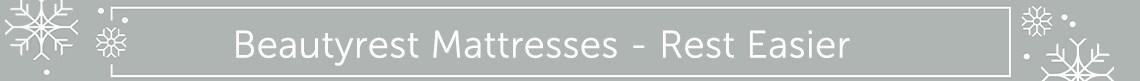 Beautyrest Mattresses - Rest Easier