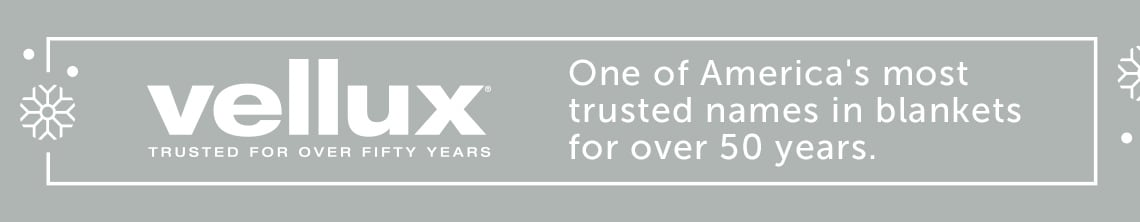 Vellux Blankets - One of America's most trusted names in blankets for over 50 years. at ShopHQ
