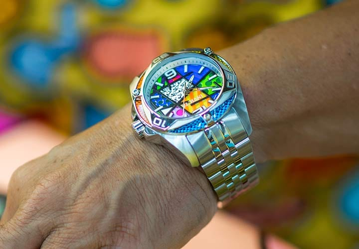 BRITTO artwork at ShopHQ