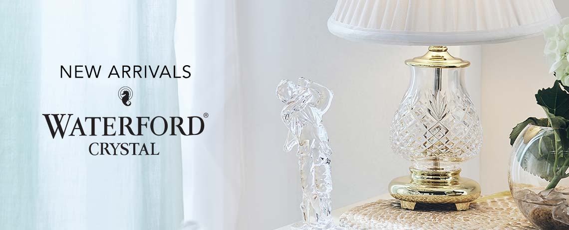 NEW ARRIVALS WATERFORD CRYSTAL at Evine