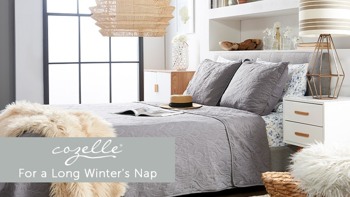 Cozelle® For a Long Winter's Nap at ShopHQ