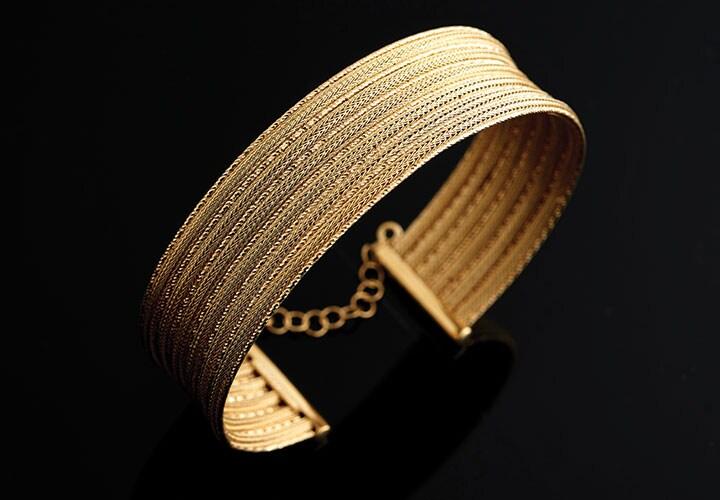 Viale 18K Italian Gold