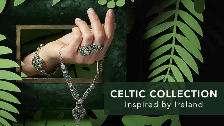 Celtic Collection Inspired by Ireland