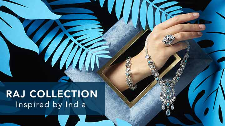 Raj Collection Inspired by India - SOLD OUT