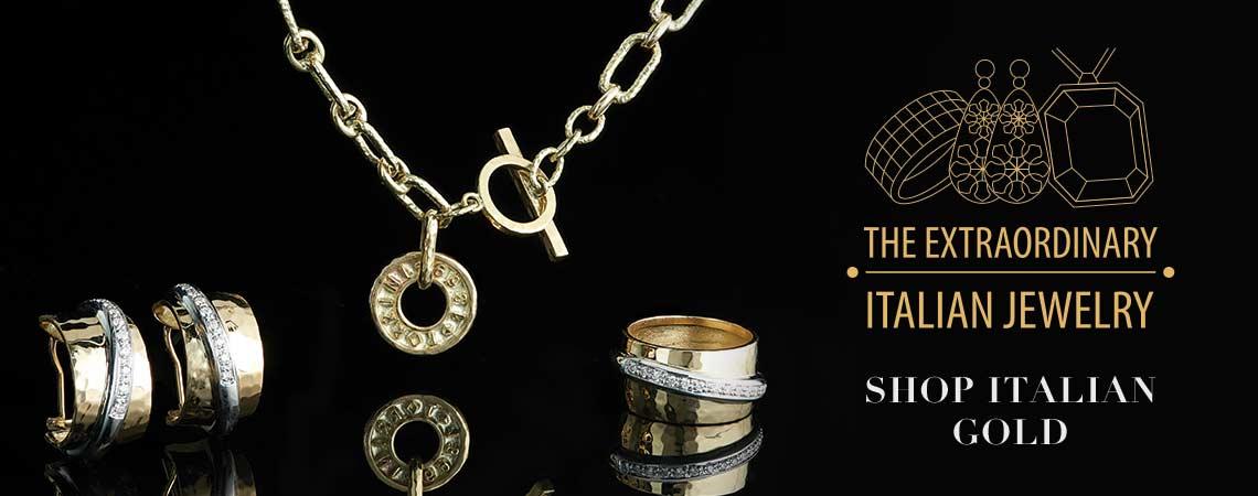 SHOP ITALIAN GOLD at Evine