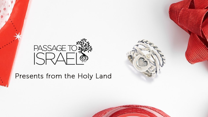 Passage to Israel Presents from the Holy Land at ShopHQ - 186904