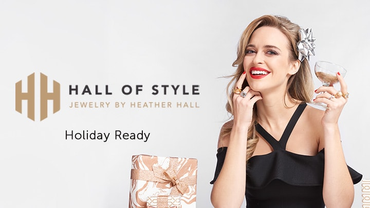 Hall of Style Holiday Ready at ShopHQ - 187285, 187471
