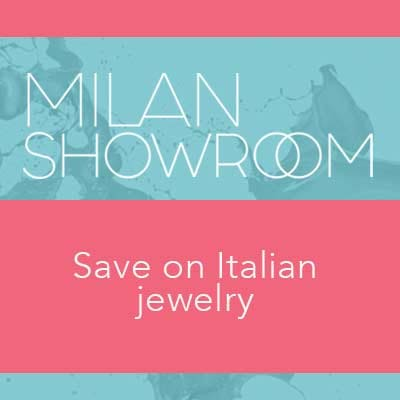MILAN SHOWCASE - Save on Italian jewelry at Evine